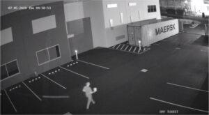 Standard CCTV Image